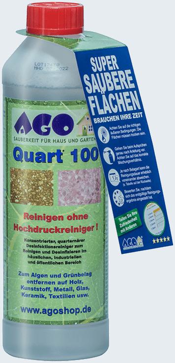 AGO Quart Grünbelagentferner