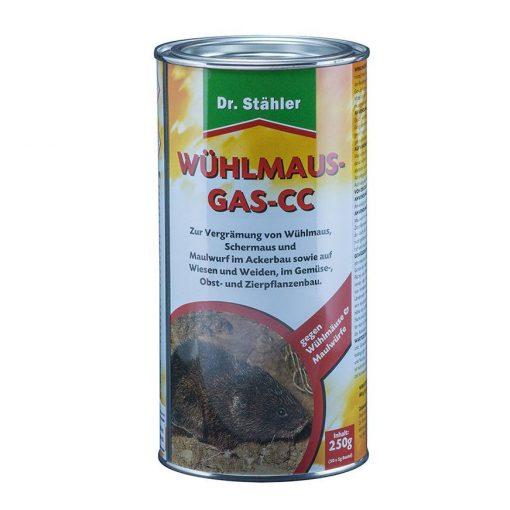Dr. Stähler Wühlmaus Gas CC gegen Maulwürfe und Wühlmäuse