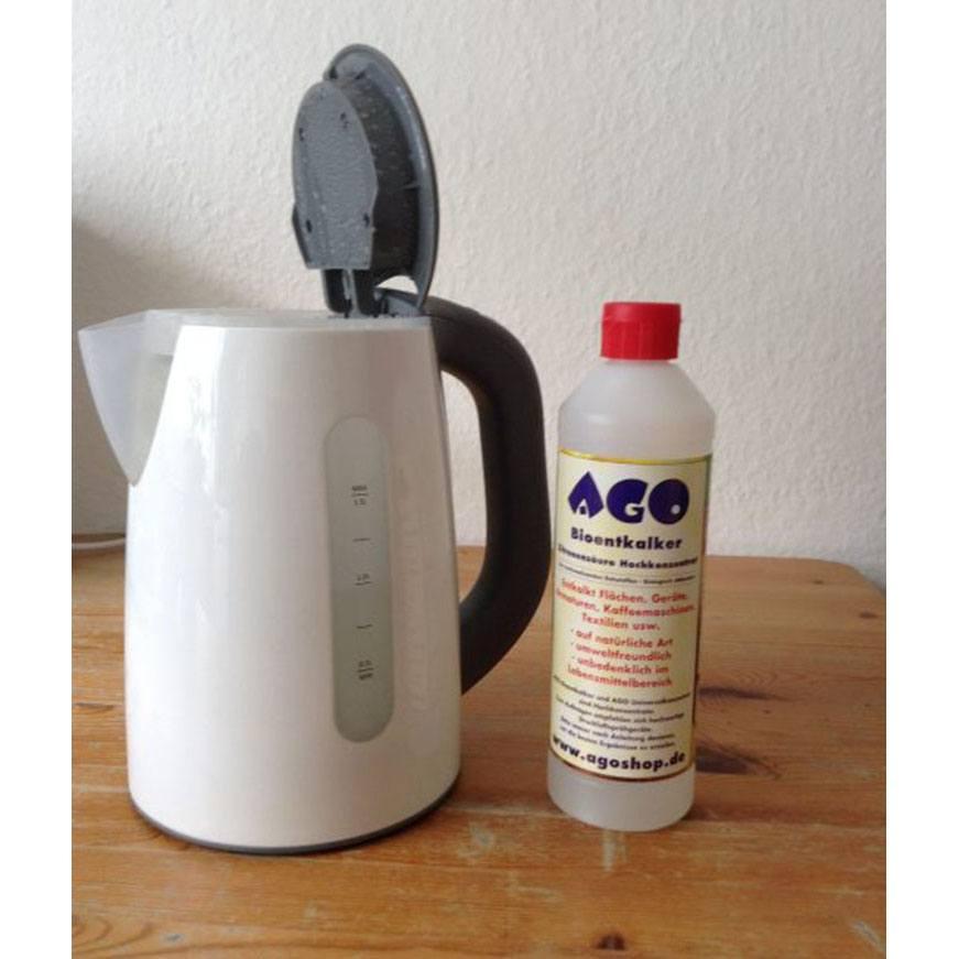Bio Entkalker Fur Bad Wc Armaturen Kaffeemaschine Wasserkocher